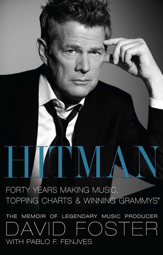 Boek cover Hitman van David Foster (Paperback)