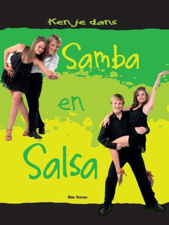 Ken je dans - Samba en salsa - Rita Storey | Readingchampions.org.uk