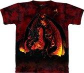 The Mountain KIDS T-shirt Fireball Unisex T-shirt S