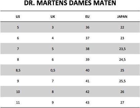 Dr martens Pascal Zwart - 40 - Dr. Martens