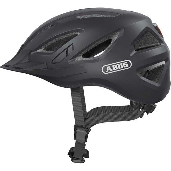 ABUS Urban-I 3.0 Fietshelm - Maat XL (61-65 cm) - velvet black