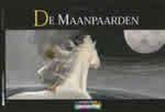 Cover van het boek 'De Maanpaarden' van François Schuiten