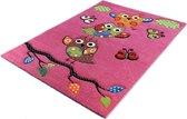 Vloerkleed Diamond-Kids 793-55 Pink 120x170 cm