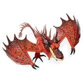 DreamWorks Dragons Deluxe Hemelfeeks draakfiguur met licht en geluid