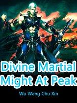 Divine Martial Might At Peak