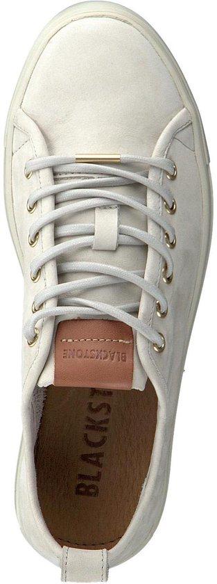Blackstone Dames Lage Sneakers Pl97 - Beige Maat 39 jBj9yg