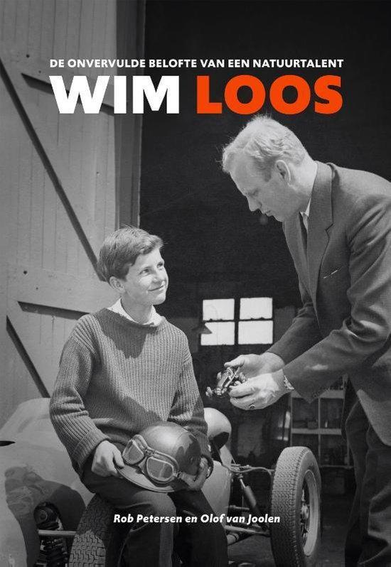 Boek cover De onvervulde belofte van een natuurtalent Wim Loos van Rob Petersen (Hardcover)