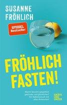 Boek cover Fröhlich fasten van Susanne Fröhlich