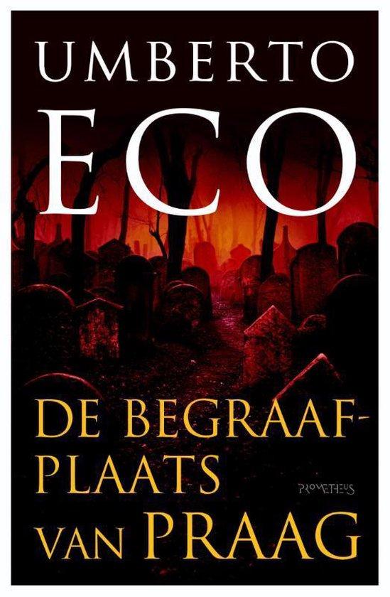 De begraafplaats van Praag - Umberto Eco pdf epub