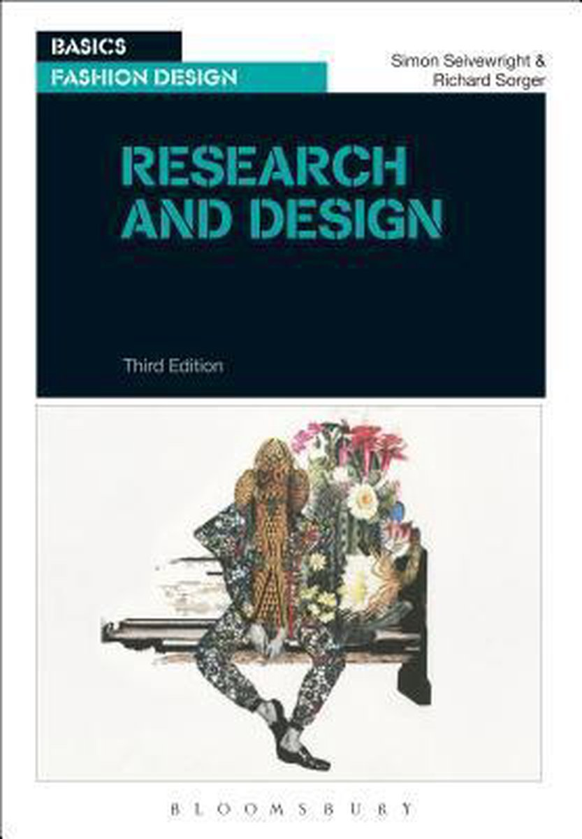 Research and Design for Fashion - Simon Seivewright