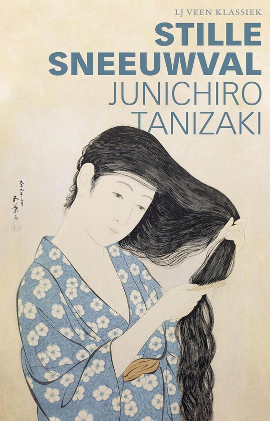 LJ Veen Klassiek 1 - Stille sneeuwval - Junichiro Tanizaki |
