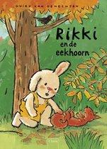 Prentenboek Rikki en de eekhoorn