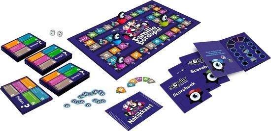 Thumbnail van een extra afbeelding van het spel Squla Familiebordspel - voor groep 4-8 + ouders
