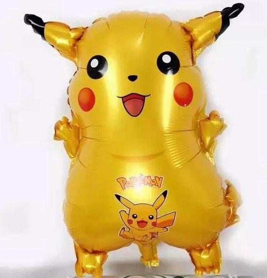 Folieballon  Picachu Pokemon, kindercrea