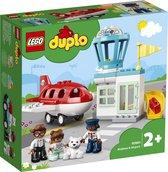 LEGO DUPLO Vliegtuig & Vliegveld - 10961 - Multikleur
