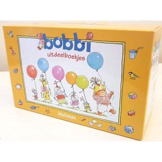 Boek cover Bobbi Uitdeelboekjes van Ingeborg Bijlsma (Hardcover)