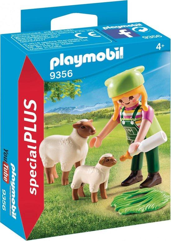 PLAYMOBIL Special Plus Schapenhoedster - 9356 - PLAYMOBIL