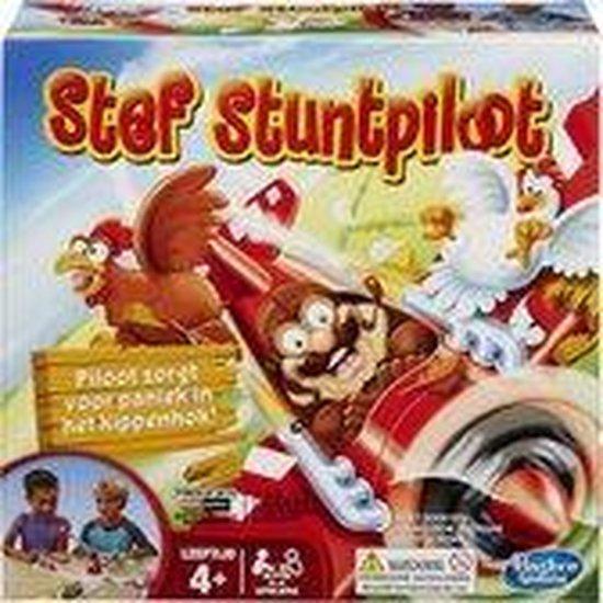 Afbeelding van het spel Stef Stuntpiloot