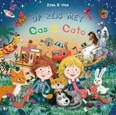 Zoek en vind  -   Op reis met Cas & Cato - zoekboek