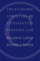 Omslag The Economic Structure of Intellectual Property Law