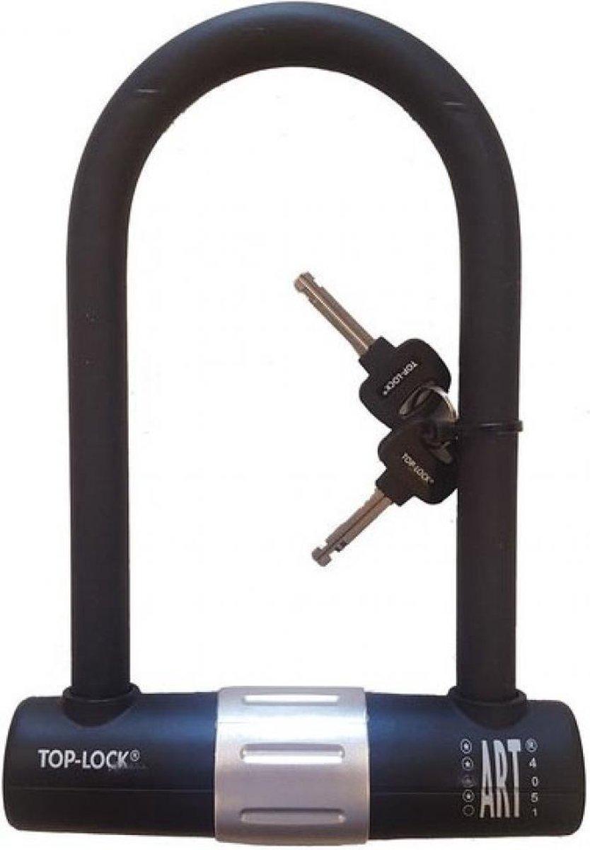 ART 4 Beugelslot Top Lock Scooter & Motor - 24,5cm