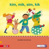 Veilig leren lezen  -  Kim, Mik, Sim, Kik AVI S