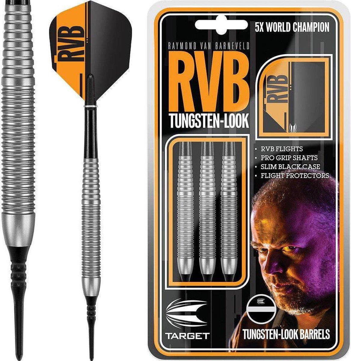 Raymond van Barneveld RVB Tungsten Look Soft Tip - 18 Gram