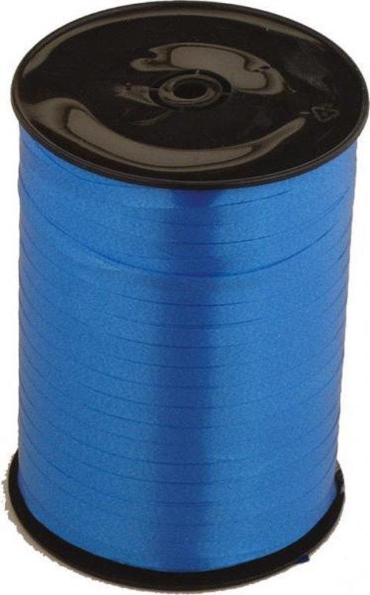 Amscan Ballonlint Metallic 5 Mm Polyester 23 Meter Donkerblauw