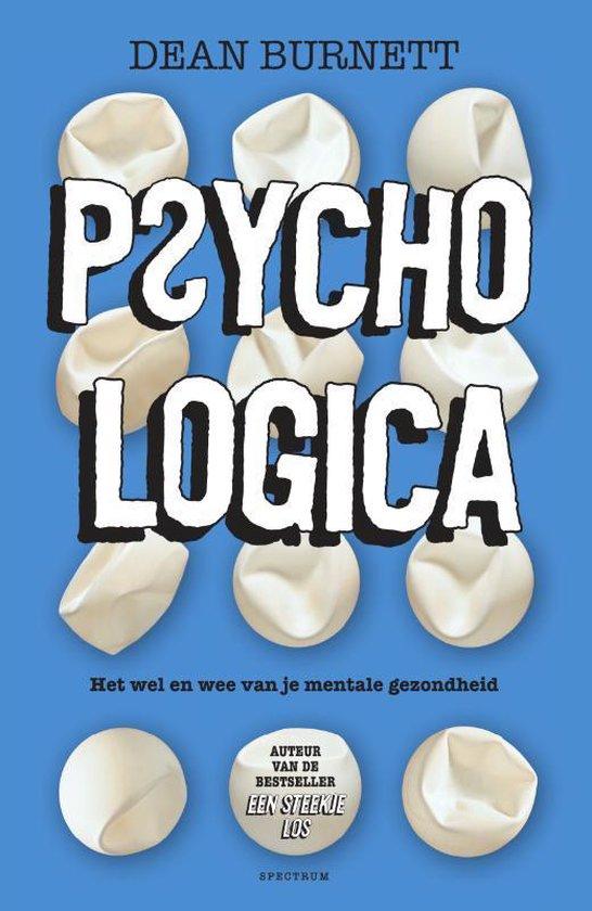Boek cover Psychologica van Dean Burnett (Paperback)