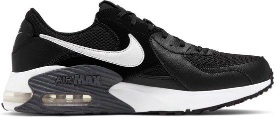 Nike Air Max Excee Heren Sneakers - Black/White-Dark Grey - Maat 46