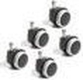 Zwenkwiel X-pander/Point 91/Premium /se5 - Zwart