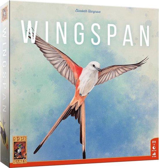 Wingspan - Bordspel
