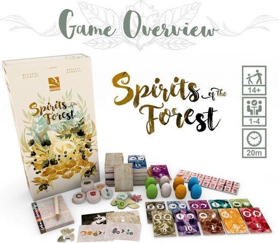 Thumbnail van een extra afbeelding van het spel Spirits of the Forest