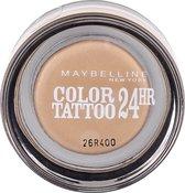 Maybelline Color Tattoo 24H  - 5 Eternal Gold - Goud - Oogschaduw