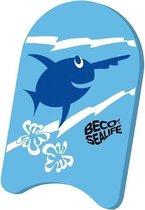 Beco Sealife Zwemplank Drijfplank Blauw - 34 cm