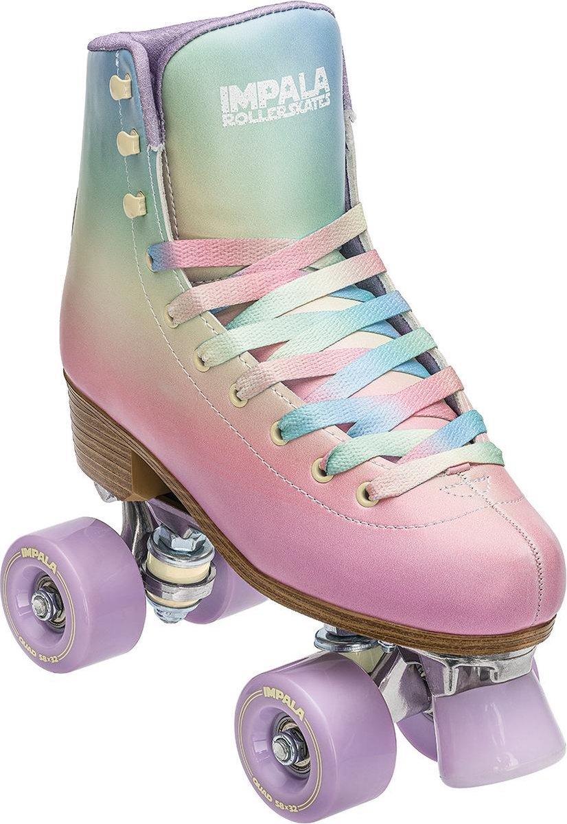 Impala Rollerskates shaka diverse > rollerskates Quad Skate - Pastel Fade 41