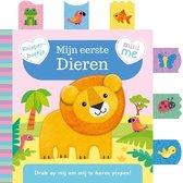 Knisperboekjes - mini me  -   Mijn eerste dieren - knisperboekje - mini me
