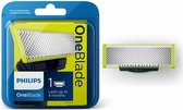 Philips OneBlade QP210/50 - Vervangmesje - 1 stuk