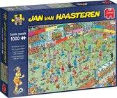 Jan van Haasteren WK Vrouwenvoetbal puzzel - 1000 Stukjes