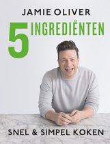 Omslag Jamie Oliver 5 ingrediënten