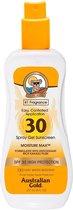 Australian Gold SPF 30 Spray Gel Zonnebrand zonder Bronzer  - 237 ml