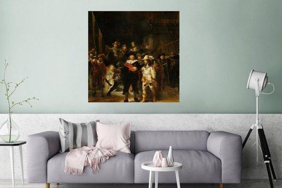 Bol Com Nachtwacht Schilderij Van Rembrandt Van Rijn Poster 160x120 Cm Foto Print Op