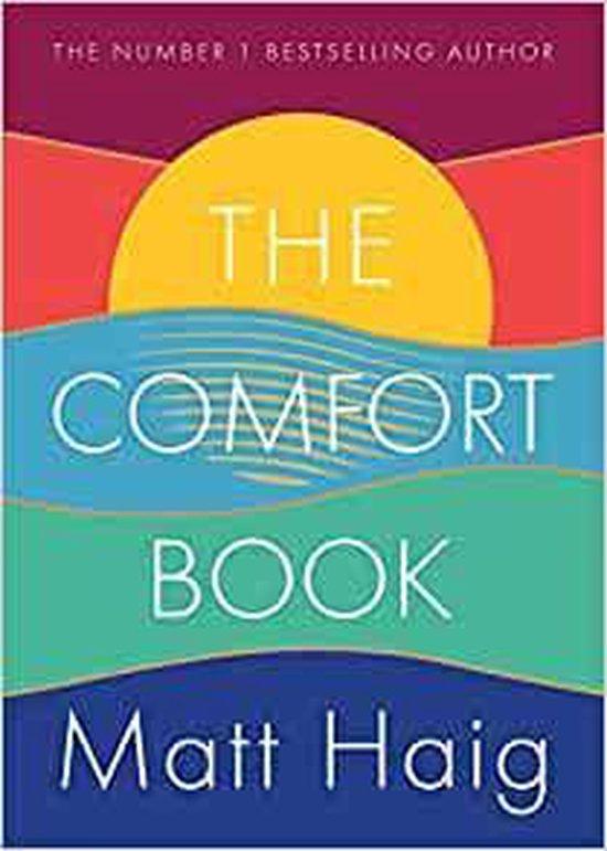 Boek cover The Comfort Book van Matt Haig (Paperback)