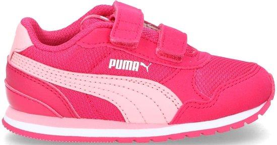 bol.com | Puma Meisjes Lage sneakers St Runner V2 Mesh M ...