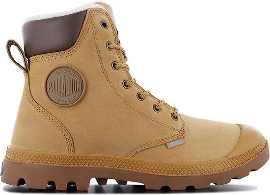 Palladium Pampa Sport Cuff WP Waterproof 72992-228-M Heren Laarzen Boots Schoenen Bruin - Maat EU 47 UK 12