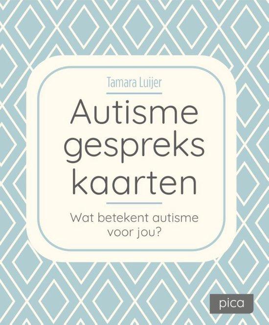 Autisme Gesprekskaarten - Tamara Luijer | Fthsonline.com