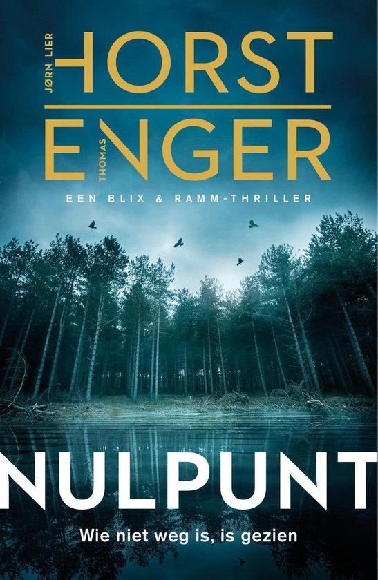 Boek cover Nulpunt van Jørn Lier Horst (Onbekend)