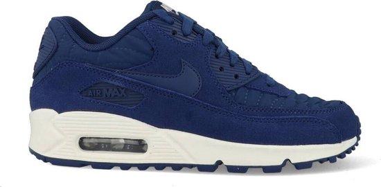 Nike Air Max 90 Premium 443817-402 Blauw-37.5