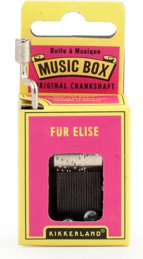 Muziekdoss Fur Elise