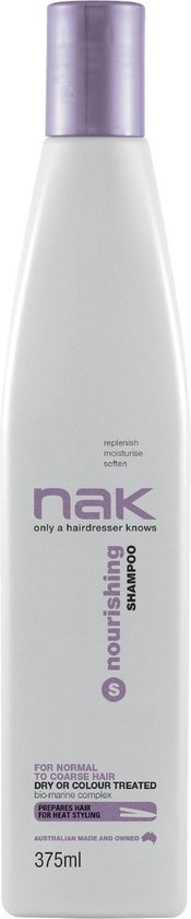 Nak Nourishing - 375 ml - Shampoo